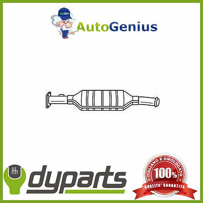 Catalizzatore RENAULT 21 Station wagon 1.7 Cat. 88>93 DYPARTS 50333