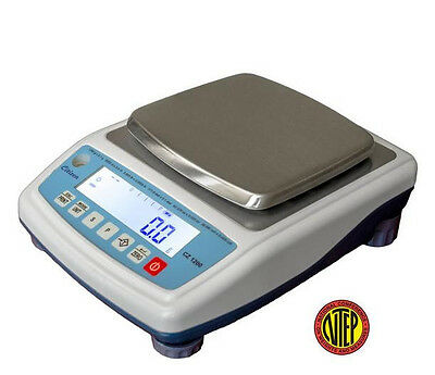 Citizen CZ-1200 Jewelry Scale, NTEP Class II Precision Balance 1200 g by 0.1 g
