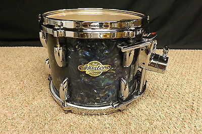 """Pearl Masters Premium Maple 10"""" Mounted Tom/ABALONE/Finish #402/New"""