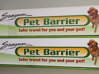 Swagman Pet Barrier with Extention