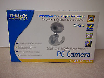 D-LINK VISUAL STREAM DSB-C110 DRIVERS PC