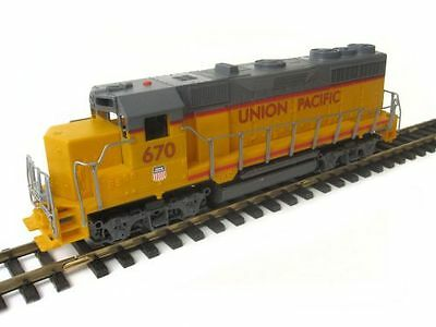 Diesel locomotive Bank engine Union Pacific scale G with LGB compatible coupling