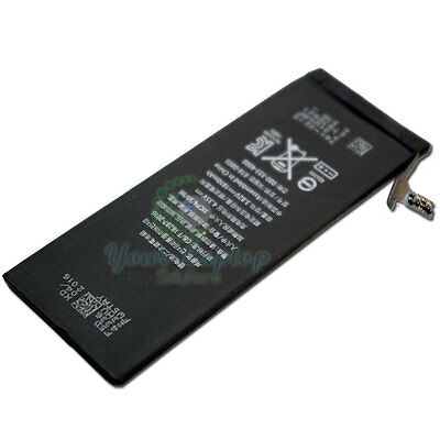 New 1810mAh Li-ion Internal Battery w/ Flex Cable for iPhone 6 6g 6G 616-0805