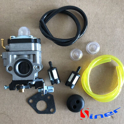 Carburetor for Earthquake WE43 mc43 Gas Edger Cultivator 43 51.7CC 2 CYC 300486