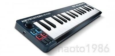 M-AUDIO M-Audio Keystation Mini 32 II mobile MIDI keyboard MA-CON (F/S+Tracking#