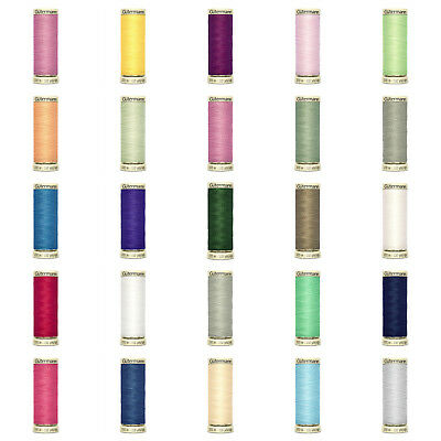 Gutermann, Sewing Thread, Sew all, 100m