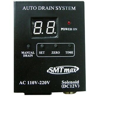 Digital Controlled Air Compressor Auto Drain System