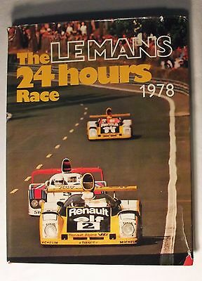1978, The Le Mans 24 Hours Race, English Edition