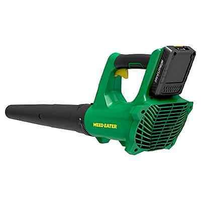 New Weed Eater 20-Volt Lithium-Ion Rechargeable Battery Powered Blower/Sweeper