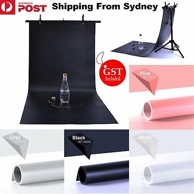 60x125cm Washable Photography Backdrop Screen Lighting Photo Studio Background A