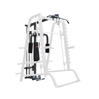 Accesorio Peck Deck/pulley Para Multipower Smith Machine - Dkn Technology