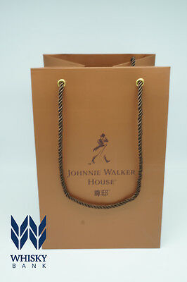 Johnnie Walker House Paper Bag (New)