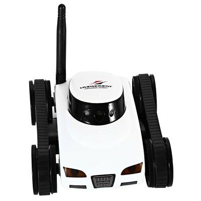 777-270 ISPY Wifi Remote Control Mini RC Tank Toy With HD Camera For iPhone/iPad