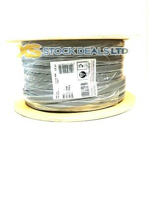 10mm Twin And Earth Cable Wire T&E 50m Metre Shower 10mm Cooker 6242Y Brand New