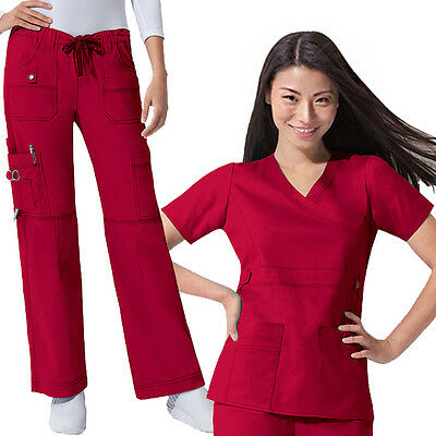 Dickies GenFlex Jr.Fit Scrub Set(Top 817355,Pant 857455)ALL COLORS,FREE SHIPPING