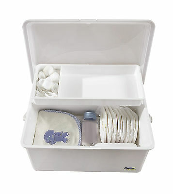 Changing Box Baby Nappy Toiletries Organiser Tippitoes