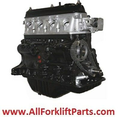 Brand New Complete 4Y Toyota Forklift Engine  Long Block  Motor Warranty