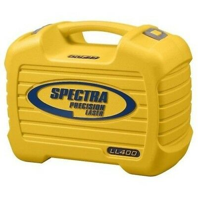 Spectra Precision Laser LL400 Case NEW 16399