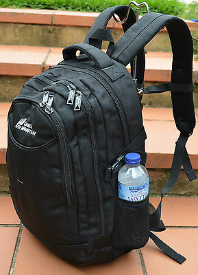 """Camel Mountain 15""""-16"""" Backpack Notebook Laptop Book Bags Travel Bag"""