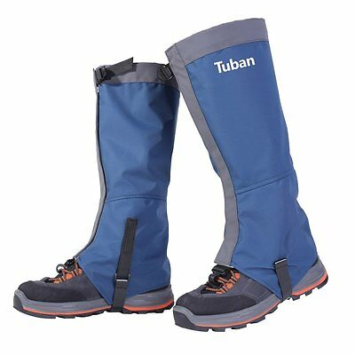 Outdoor Hiking Walking Climbing Hunting Snow Ski Waterproof Legging Boot Gaiters