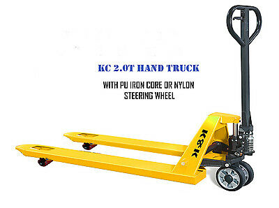 Brand New KC 2.0T 550mm Hand Pallet Jack/Truck/Trolley,call us on 96712373