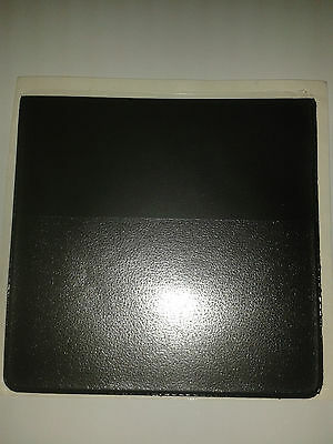 Parking Permit Holder In Black Pvc + Extra Pock For Card