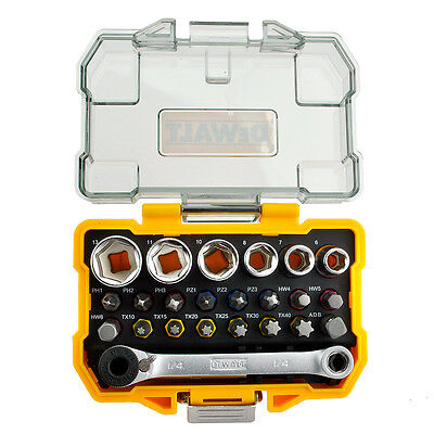 DeWalt DT71516-QZ Socket & Screwdriving Set 24 Piece