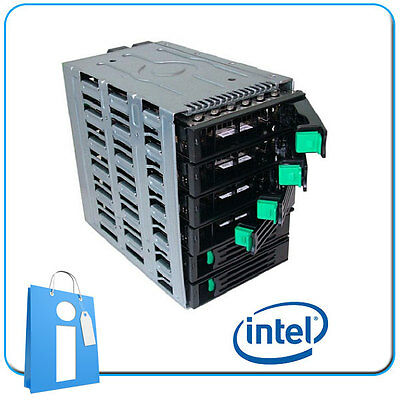 Backplane intel 6 x SCSI HOTSWAP AXX6SCSIDB for intel SC5300 / SC5295