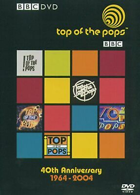 Top of the Pops: 40th Anniversary [DVD]