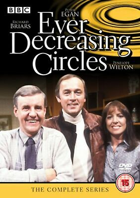 Ever Decreasing Circles: The Complete Series (Box Set) [DVD]