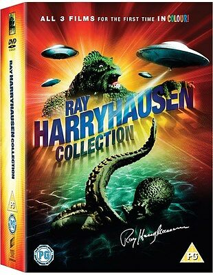 Ray Harryhausen Collection: 20 Million Miles to Earth/Earth Vs... (Box Set) [D