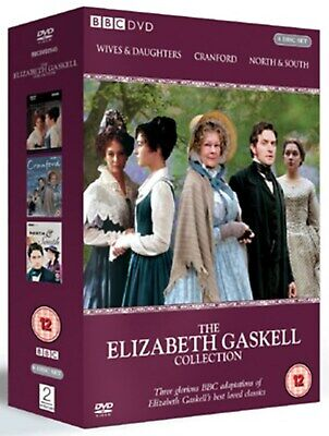 The Elizabeth Gaskell Collection (Box Set) [DVD]