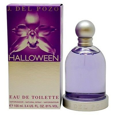 Women's Halloween by J. Del Pozo Eau de Toilette Spray - 3.4 oz