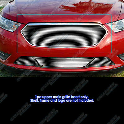 Fits 2013-2015 Ford Taurus SHO Logo Cover Billet Grille Insert