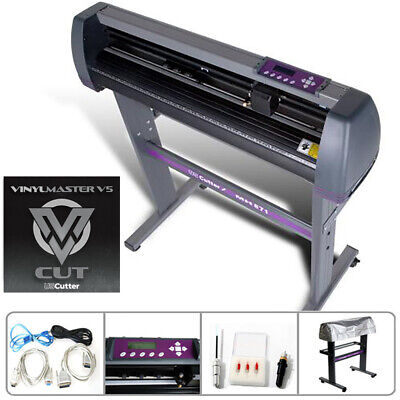 "28"" Vinyl Cutter / Sign Cutting Plotter w/ VinylMaster (Design + Cut) Software"