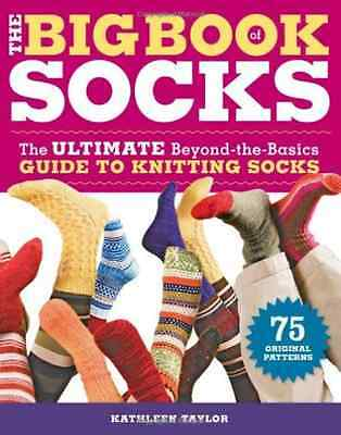 Kathleen Taylor-Big Book Of Socks, The  BOOK NEW