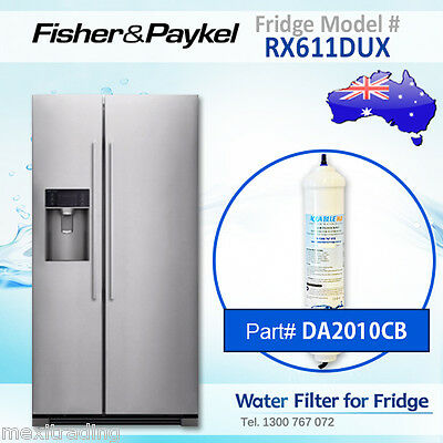 Fisher And Paykel Fridge Filter For Rx611Dux External Cartridge