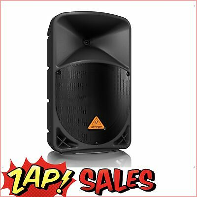7% Off! Behringer B112D Active 12 Inch 1000 Watt Bi-Amped DJ Speaker