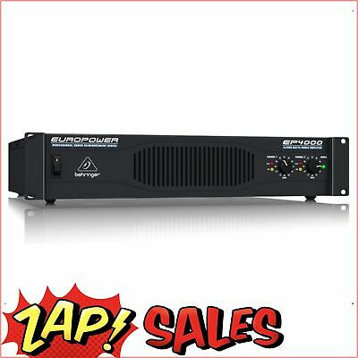 Behringer EP4000 4000W PA Stage Power Stereo Amplifier,ATR