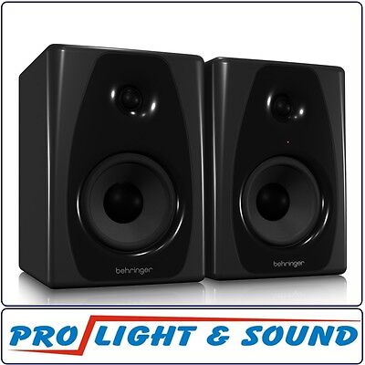 10%Off with Code:Behringer STUDIO-50USB 150W Bi-Amped Reference Studio Monitors