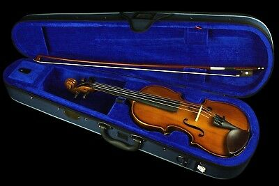 STENTOR - Student I 4/4 Size Violin Outfit *NEW* 1, wood bow, case, warranty