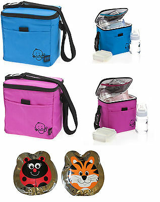Polar Gear Little Ones Lunch Bag Baby Insulated Cool Hot Storage Food Milk coole