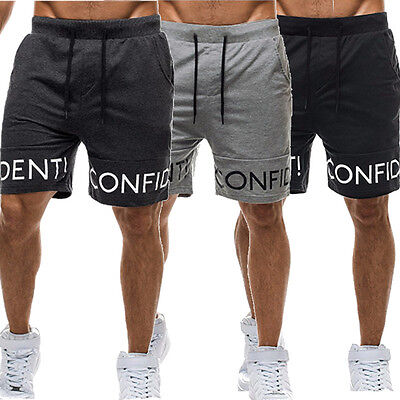 INCERUN Mens Casual Running Shorts Sport Training Gym Sweat Pants Trousers Baggy