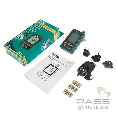 NEW Extech SD500 Humidity/Temperature Datalogger / Genuine UK Stock