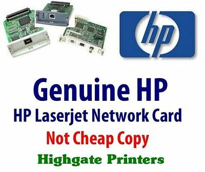 *genuine* Hp Laserjet Network Card, Select Your Model In Advert