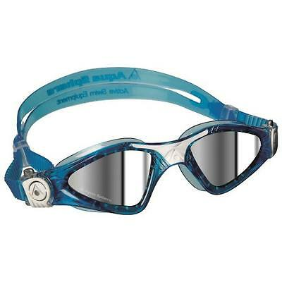 Aqua Sphere Kayenne Mirrored Lens Small Fit Ladies Swimming Goggles Mask