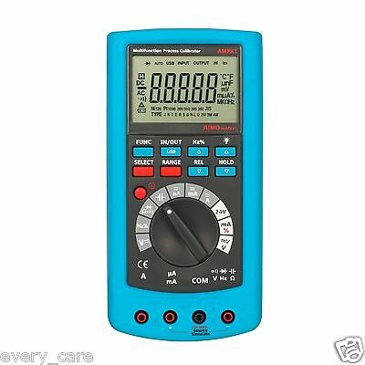 Aimometer Ampx1 High Accuracy Multifuction Process Calibrator Multimeter