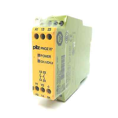 Safety Relay PNOZ-X7 Pilz 774056