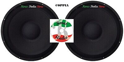 Filtro Crossover Professionale 2 Vie (Woofer/Tweeter) 4/8 Ohm 200 Watt Rms