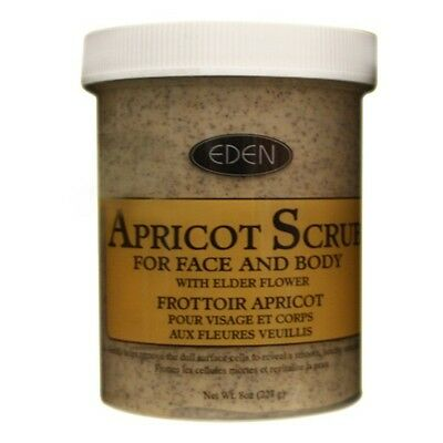Eden Apricot Scrub For Face & Body - 227G